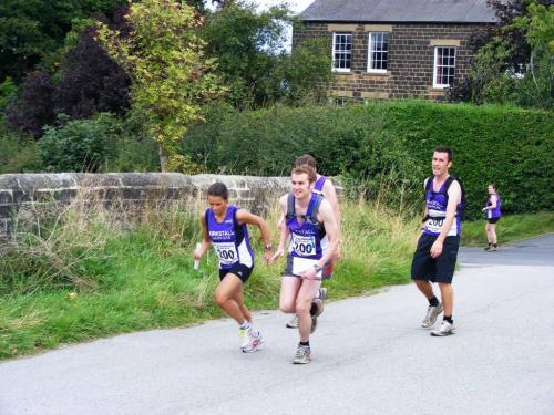 Leeds Country Way Relay Race